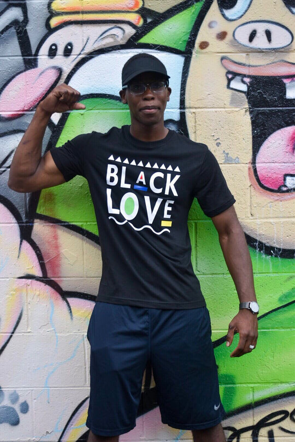 """#blackLove"" Unisex Tee - LoveGaloree"