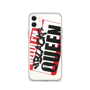 """Hello, I'm a Queen"" iPhone Case"