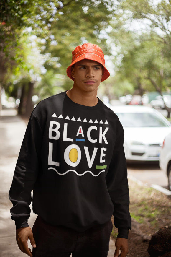 """#blacklove"" Sweatshirt"
