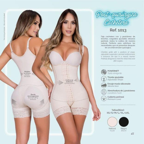Moldeate 1013 Body Shaper