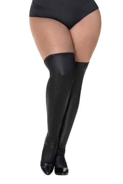 Mapale 1017X Plus Size Thigh Highs - SomethingTrendy.com