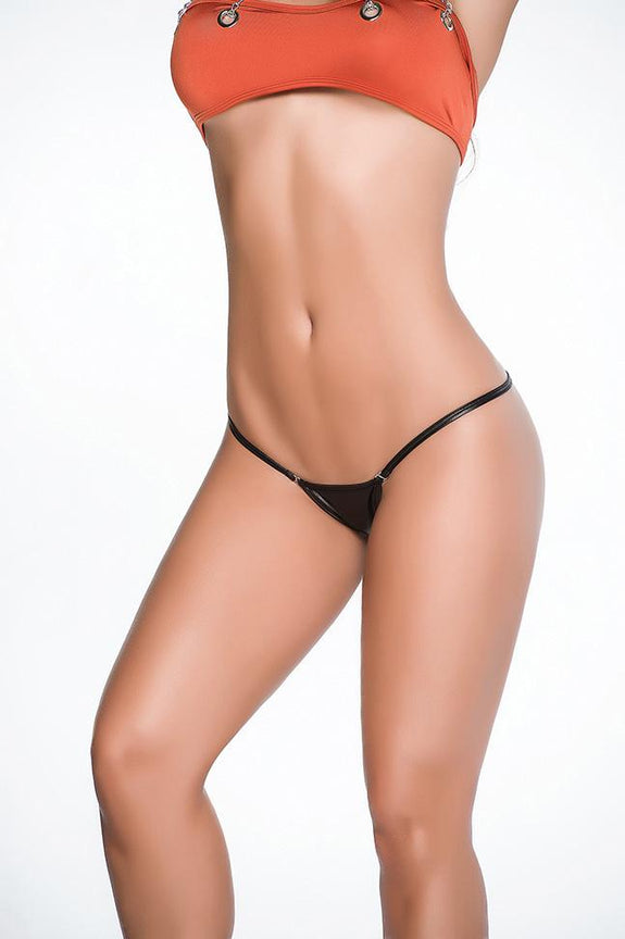 Mapale 1092 Clip Y Back Thong