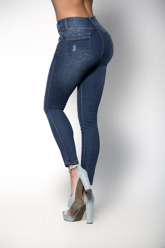 Mapale D1913 Butt lifting jeans