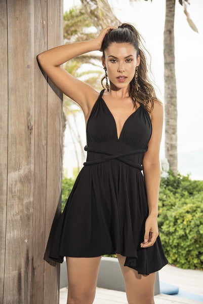 Mapale 4646 Dress - SomethingTrendy.com