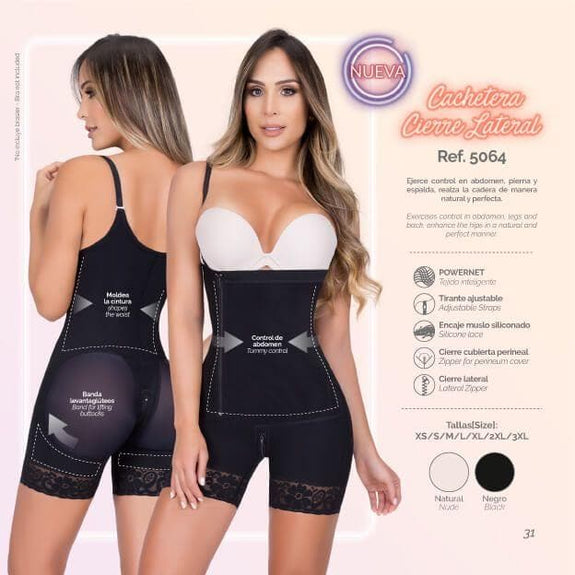 Moldeate 5064 Waist Cinchers