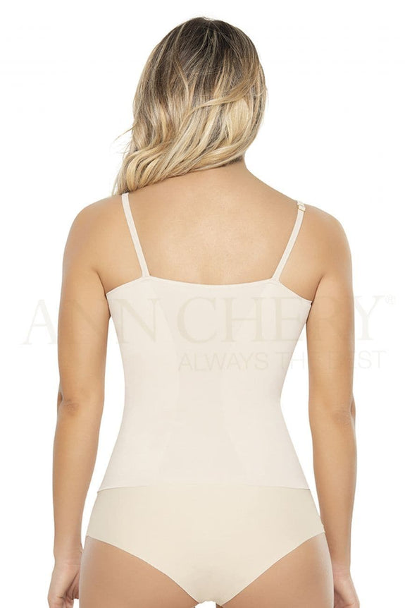 Ann Chery 1589 Preshaped Control Sleevless Shirt