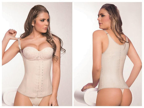 Ann Chery 2028 Latex Corset Body Shaper