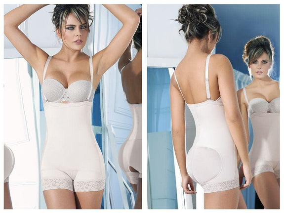 Ann Chery 4013 Latex Shirly Strapless Shapewear