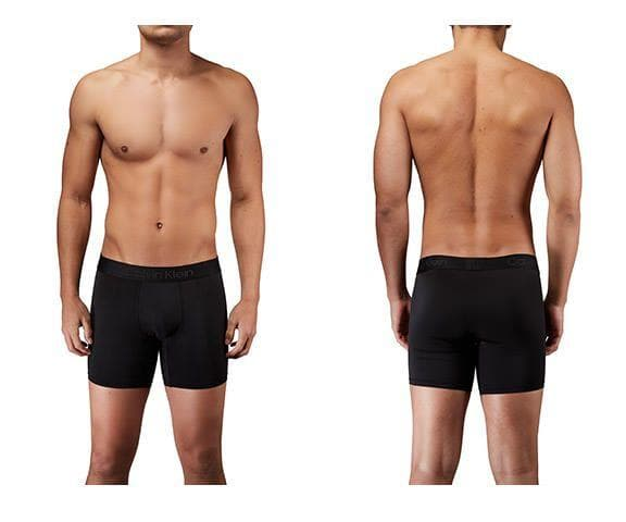 Calvin Klein NB1930-001 Ck Black Boxer Brief