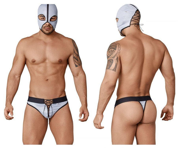CandyMan 99351 Wrestler Costume Outfit
