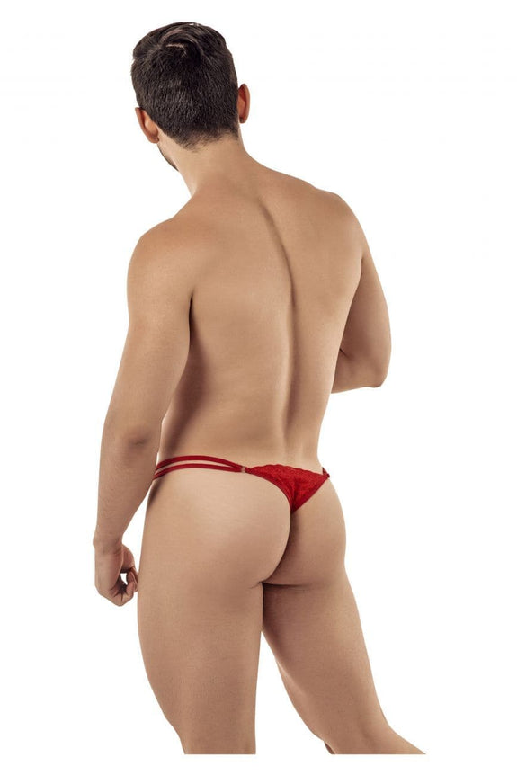 CandyMan 99421 Lace G-String Thongs