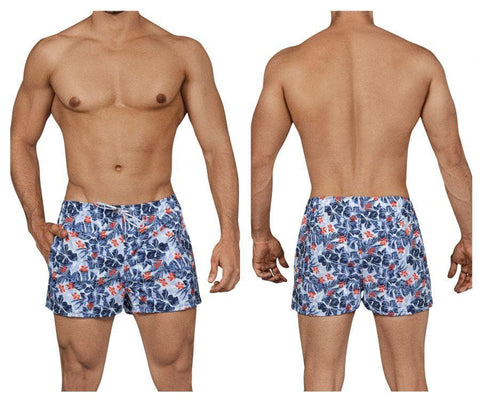 Clever 0163 Wild Swim Trunks