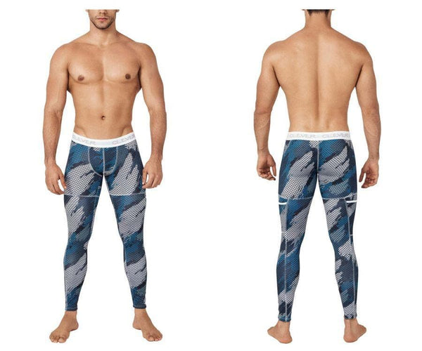 Clever 0279 Enigmatic Athletic Pants - SomethingTrendy.com