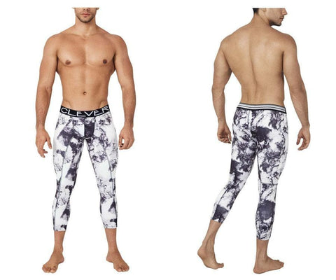 Clever 0280 Personality Athletic Pants