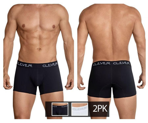 Clever 229923 2PK Basic Boxer Briefs