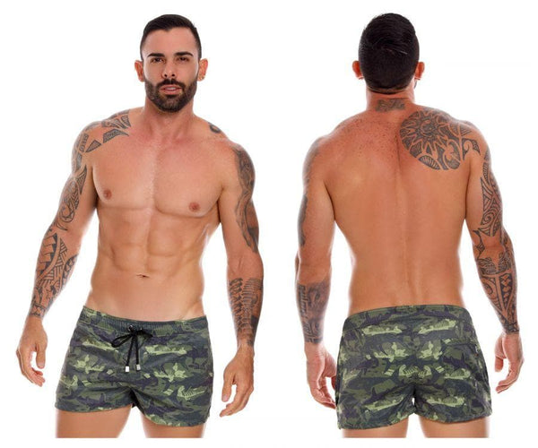 JOR 1052 Shark Swim Trunks