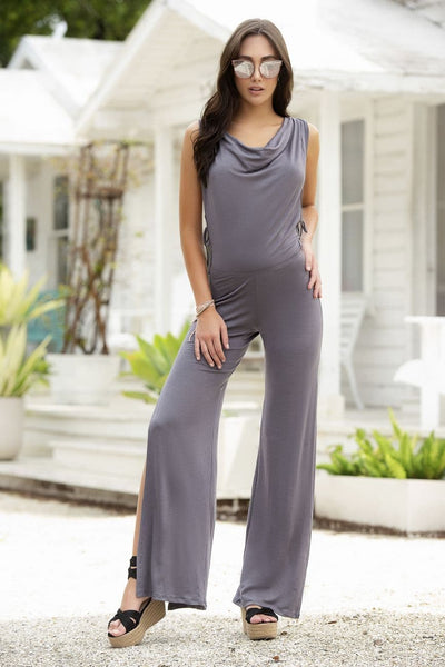 Mapale 1893 Jumpsuit with Hoddie