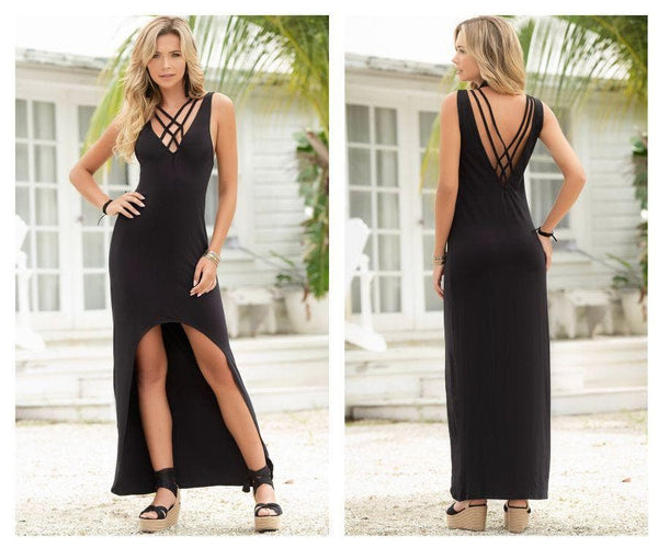 Mapale 4634 Long Dress