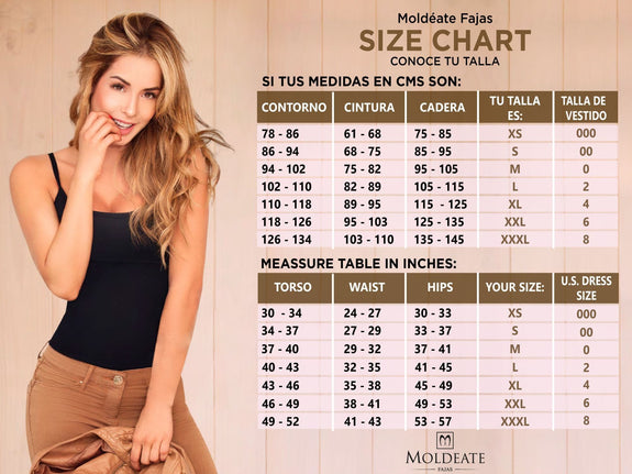 Moldeate 1002 Body Shaper