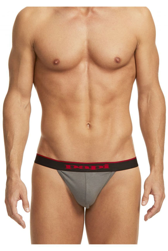 Papi 980902-950 3PK Cotton Stretch Thong