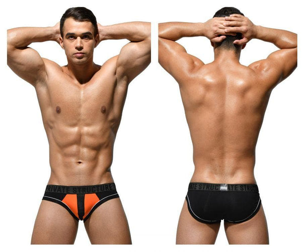 Private Structure PMUZ3784 Platinum Modal Mini Brief - SomethingTrendy.com