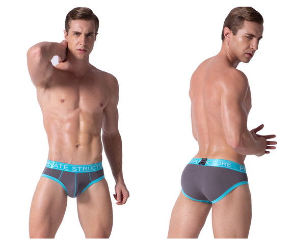 Private Structure SLUZ3681 Soho Luminous Briefs