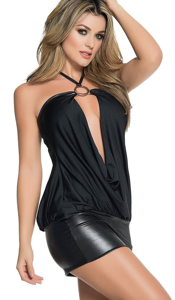 Sexy Mini Club Dress - ST1001
