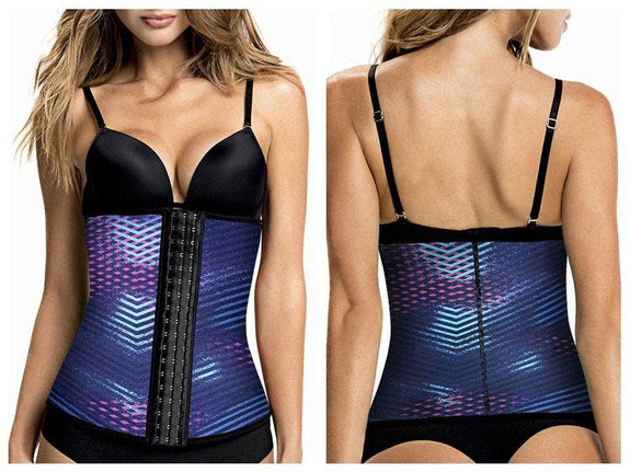 TrueShapers 1041 Latex free Waist Training Cincher