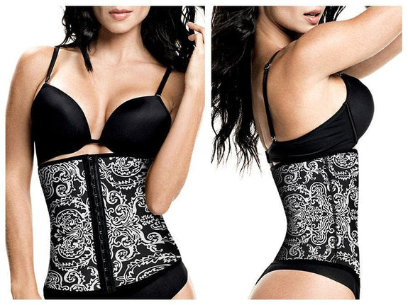 TrueShapers 1062 Latex free Workout Waist Training Cincher - SomethingTrendy.com