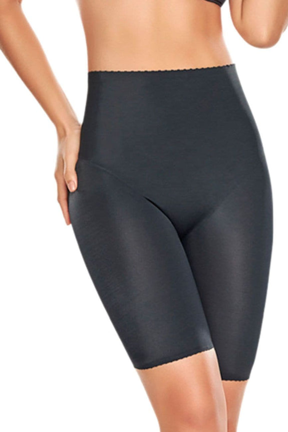 TrueShapers 1270 Mid-Thigh Invisible Control Support Short