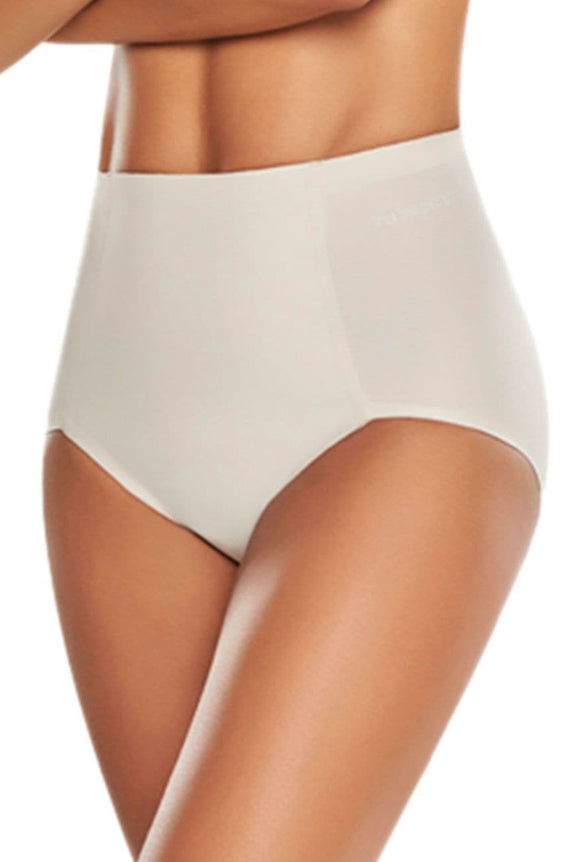 TrueShapers 1273 High-Waist Control Panty with Butt Lifter Benefits