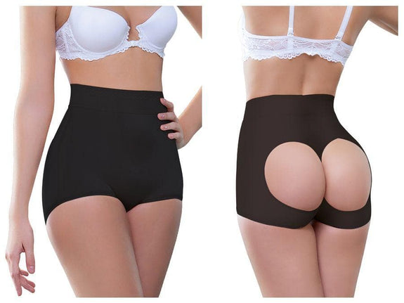 Vedette 910 Joane High Waist Open Bottom Enhancer