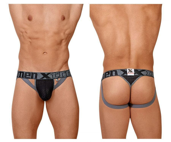 Xtremen 91060 Athletic Jockstrap Thongs