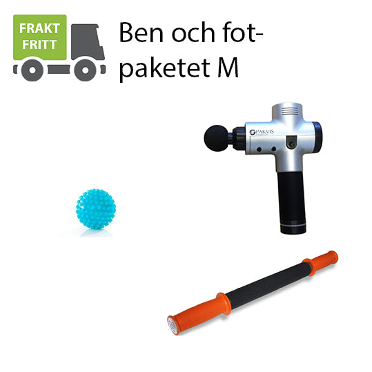 Ben & Fotpaket - Medium