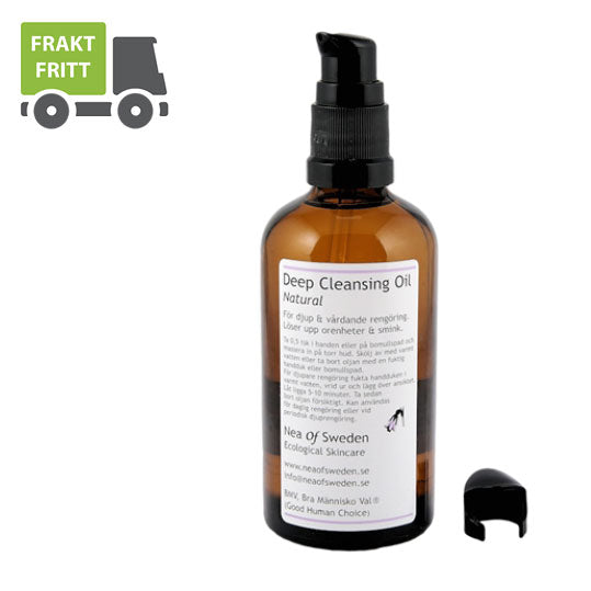 Nea Of Sweden - Deep Cleansing Oil -  Pakvis Health