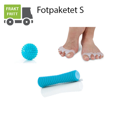 Fotpaket - Small