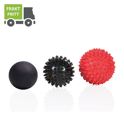 Gymstick Massageboll Set