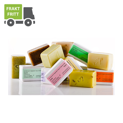 Nea Of Sweden - Soap and Shampoo Bar -  Pakvis Health