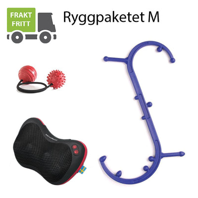 Ryggpaket - Medium