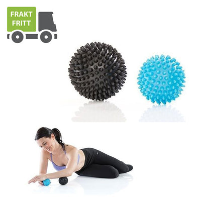 Gymstick - Gymstick Active Spikey Massage Ball Set 2pcs -  Pakvis Health