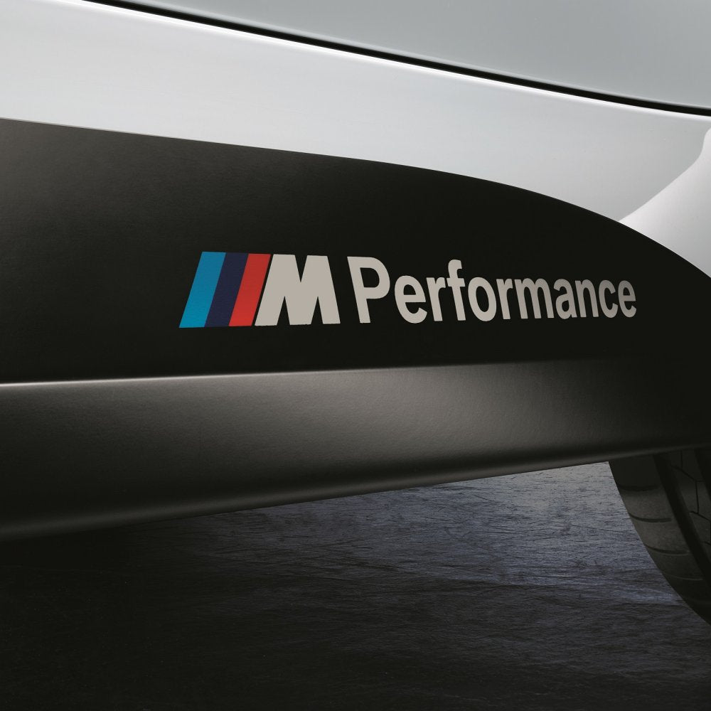 BMW M Performance Decals