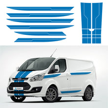 Load image into Gallery viewer, Ford Transit Custom Stripes 10