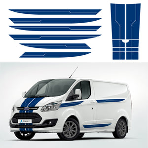 Ford Transit Custom Stripes 10