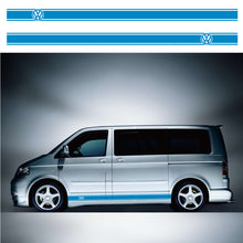 Load image into Gallery viewer, VW Transporter LWB Side Stripes 03