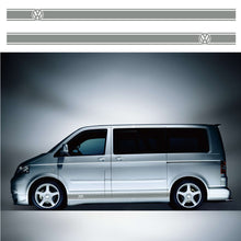 Load image into Gallery viewer, VW Transporter SWB Side Stripes 03