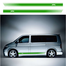 Load image into Gallery viewer, VW Transporter LWB Side Stripes 07 - Autograph-X