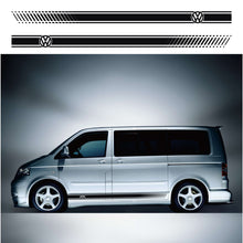 Load image into Gallery viewer, VW Transporter SWB Side Stripes 07 - Autograph-X