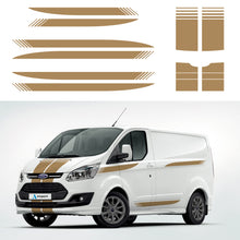Load image into Gallery viewer, Ford Transit Custom Stripes 01
