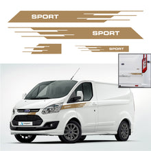 Load image into Gallery viewer, Ford Transit Custom Stripes 05 - Autograph-X