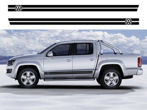 VW Amarok Side Stripes 02 - Autograph-X